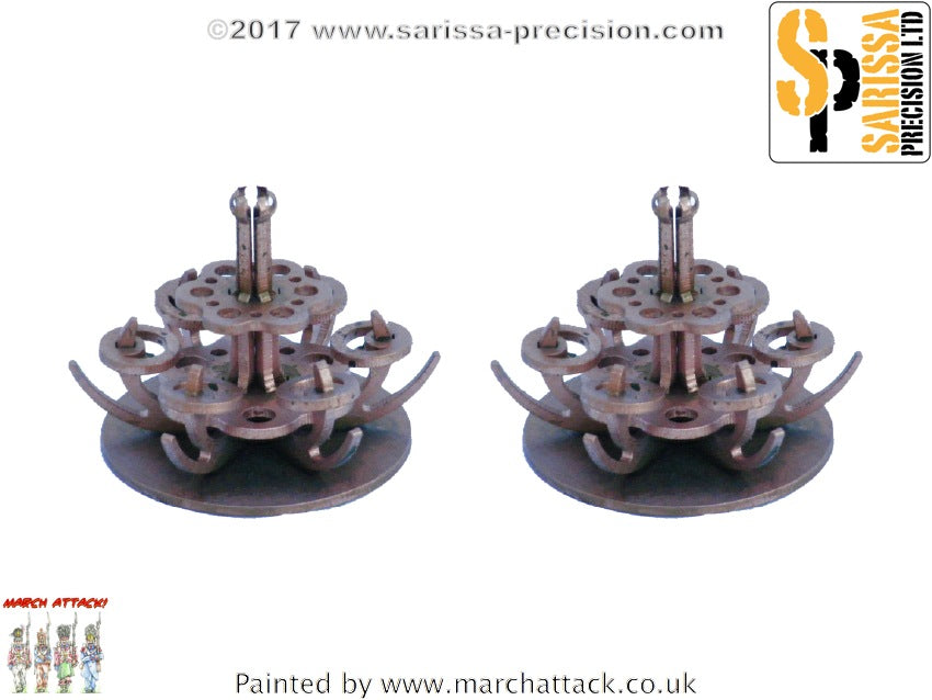 Freeborn Fountain Set