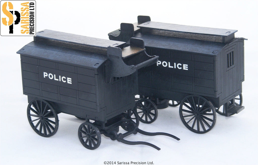 Police/Security Wagon