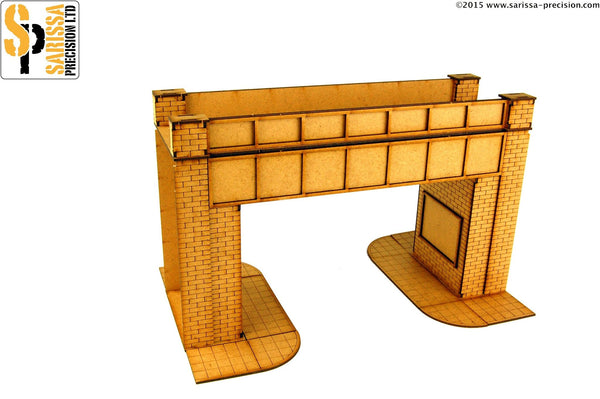 Arch: Box Girder Bridge 30cm