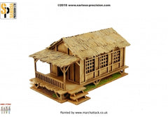 Low Small Village House - 28mm