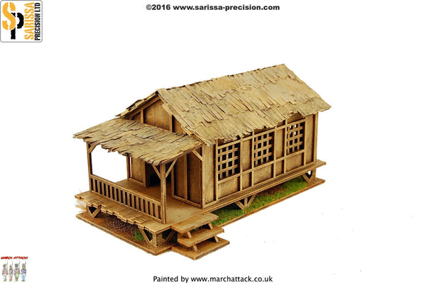 Low Small Village House - 20mm