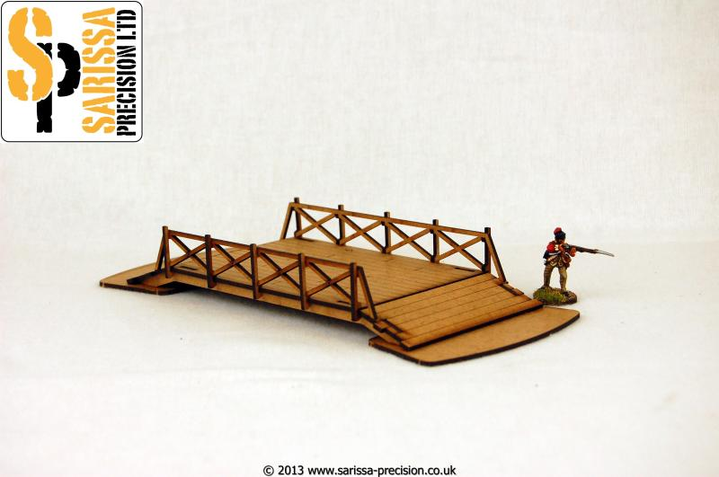 Railed Bridge