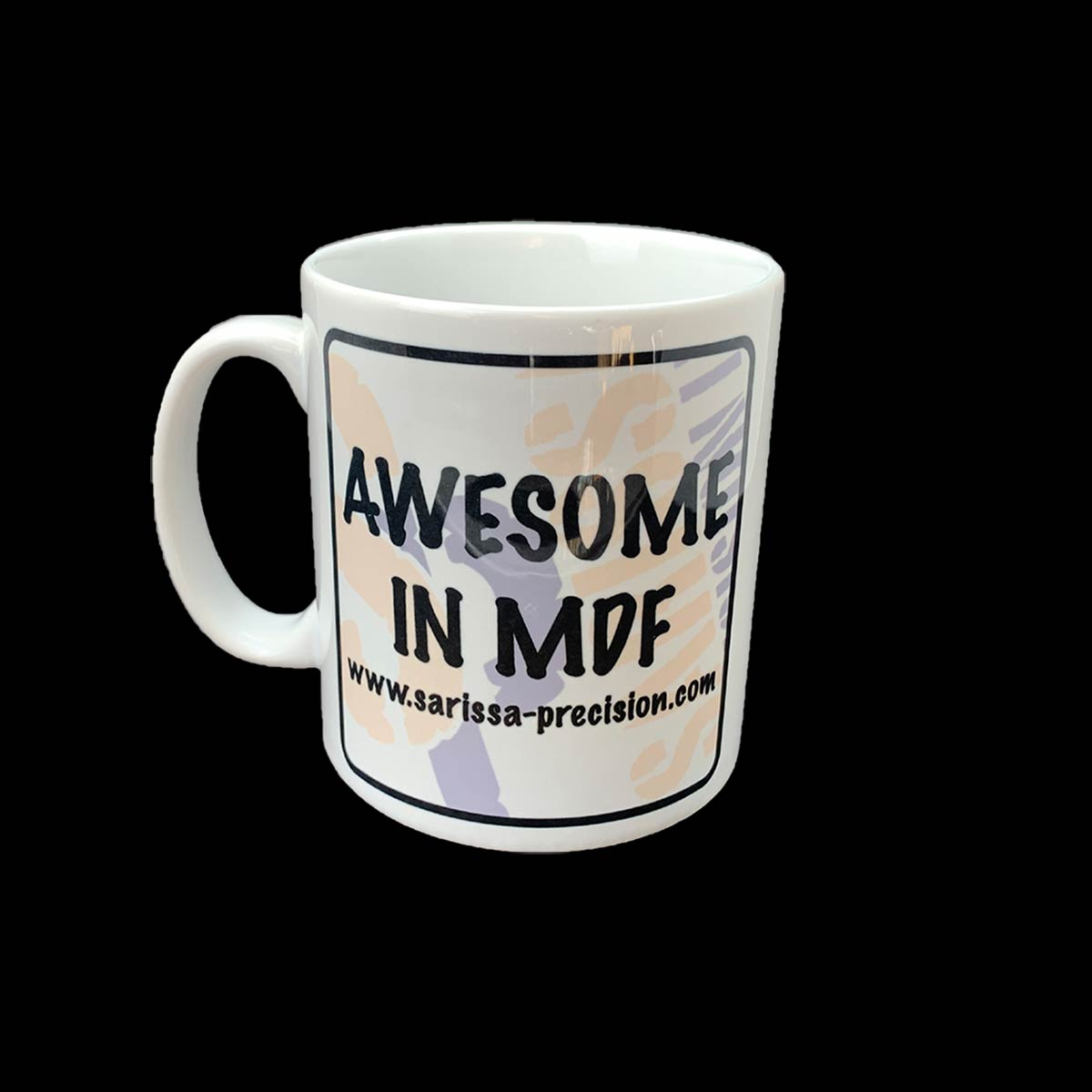 Awesome in MDF - Sarissa Mug