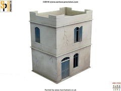 Two-Storey House - 28mm