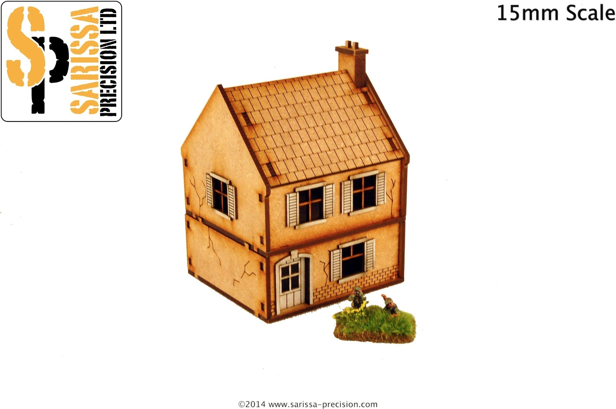 Small House - 15mm