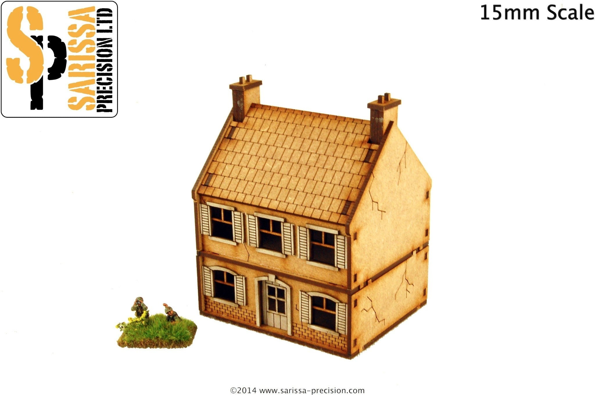 Farmhouse - 15mm