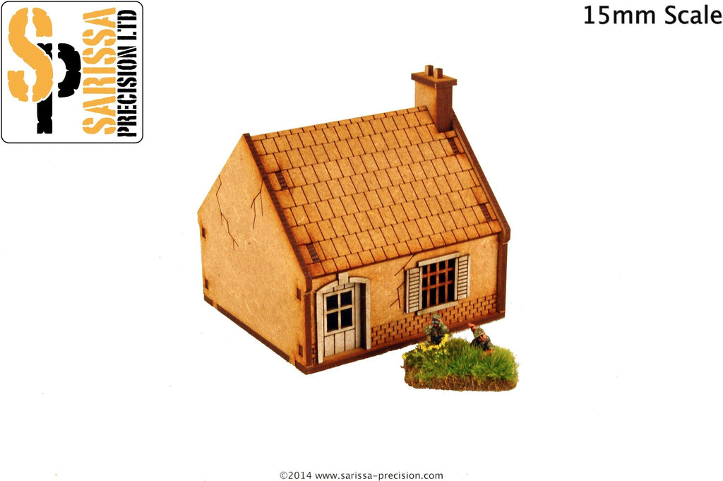Single Storey House (15mm)