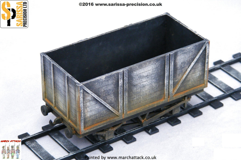 High Aggregate Wagon (Rolling Stock)