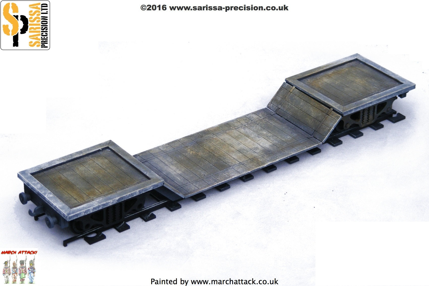 Low Loader Wagon (Rolling Stock)