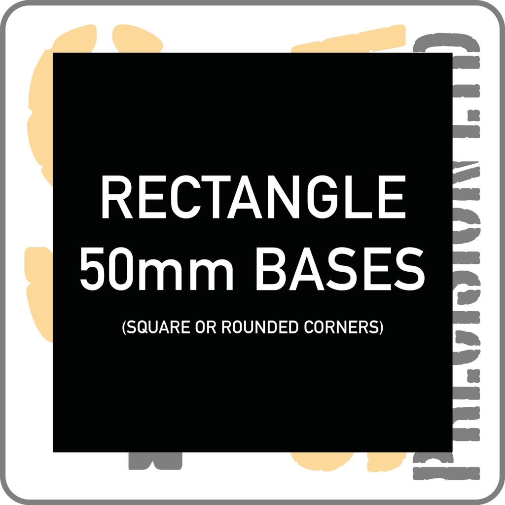 65x50mm Base Pack