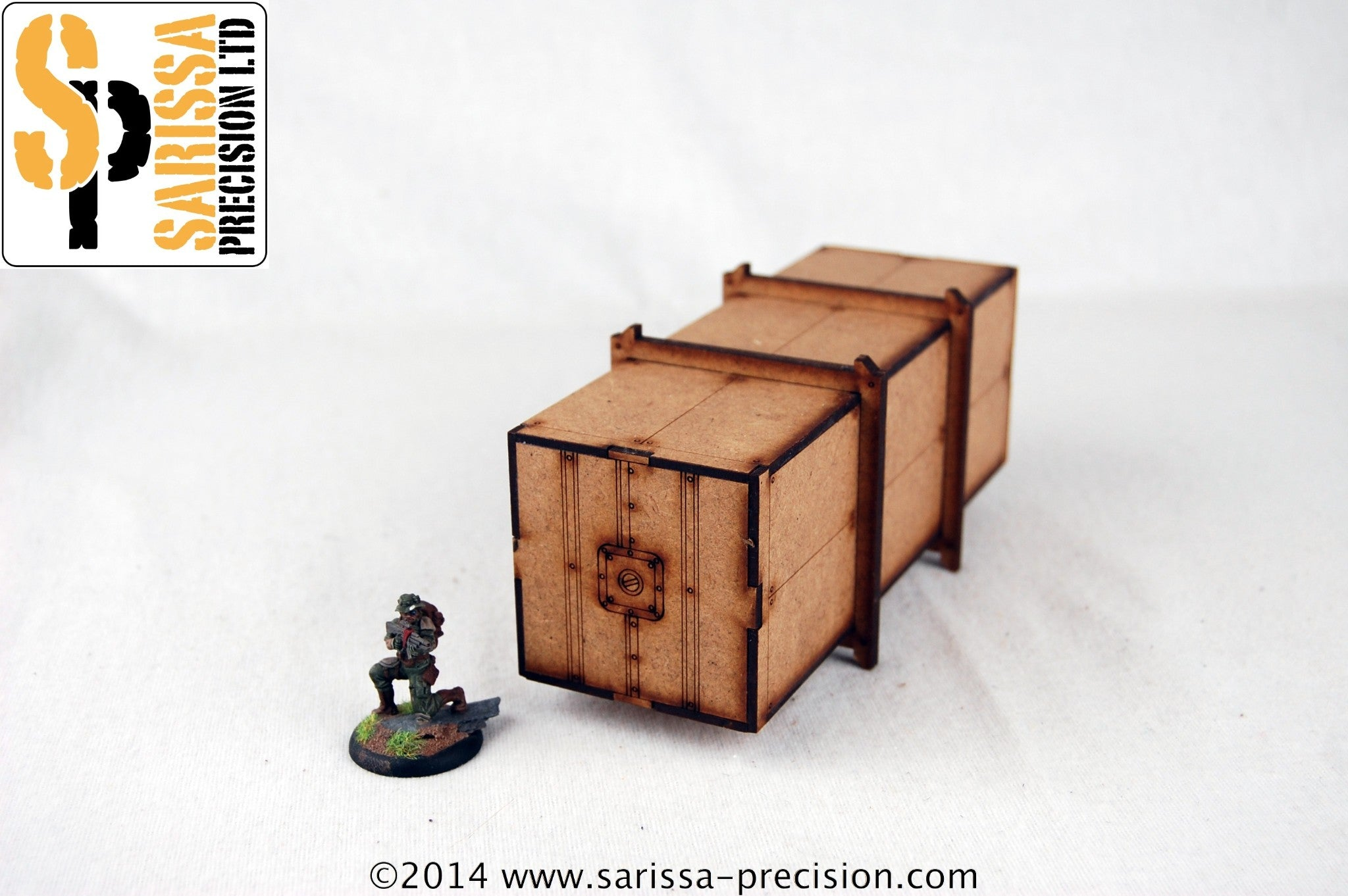 Supply Container