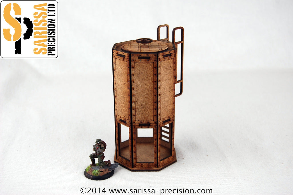 Water Tower - Small