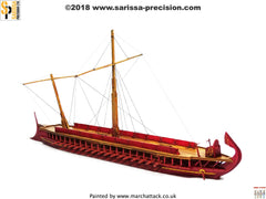 Roman Fighting Ship