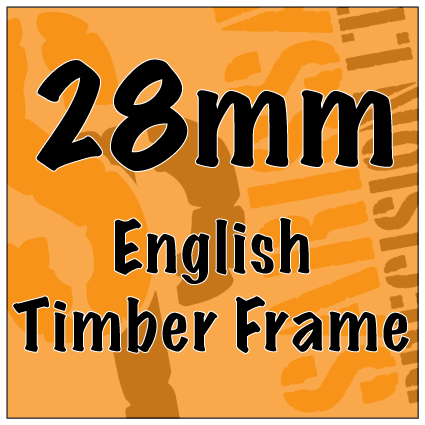 English Timber Framed