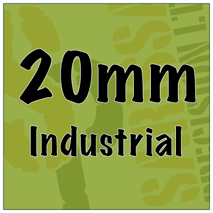 Industrial 20mm