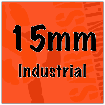 Industrial 15mm