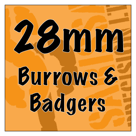 Burrows & Badgers