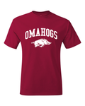 Arkansas Razorbacks Omahogs 2019 CWS T-Shirt