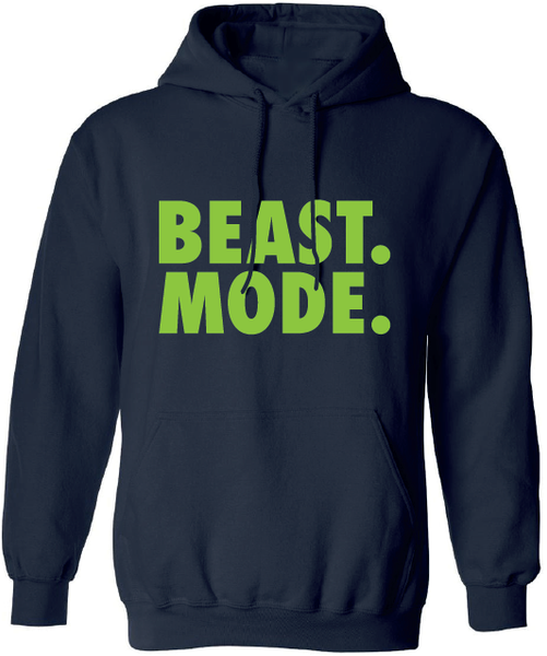 Beast Mode Hoodie Hooded Sweatshirt