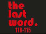 Damian Lillard The Last Word Portland 2019 Playoffs T-Shirt