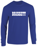 Jacoby Brissett Long Sleeve Logo T-Shirt