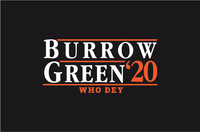 Joe Burrow AJ Green 2020 Election Long Sleeve T-Shirt