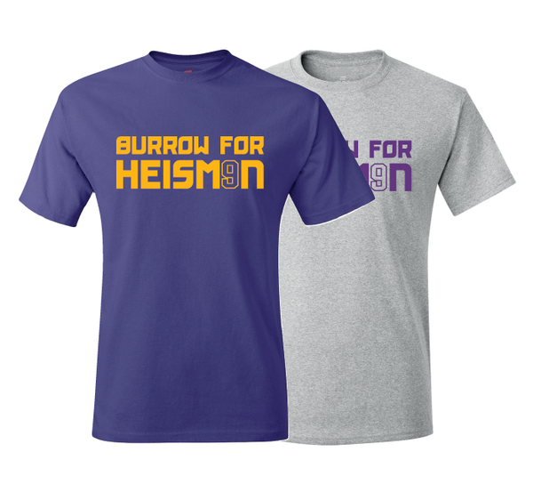Burrow For Heisman T-Shirt