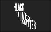 California State Black Lives Matter T-Shirt