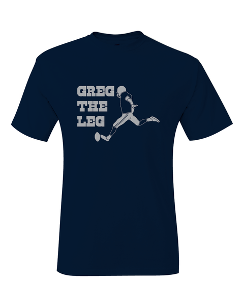 Dallas Cowboys Greg The Leg Jersey T-Shirt