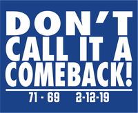 Don't Call It A Comeback T-Shirt