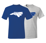 North Carolina Basketball Durham T-Shirt
