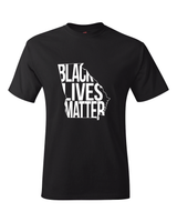 Atlanta Georgia State Black Lives Matter T-Shirt