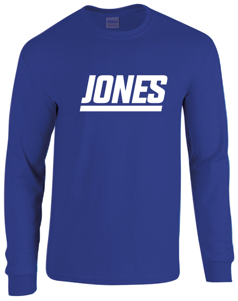 Daniel Jones New York Inspired Long Sleeve T-Shirt