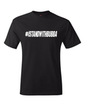Hashtag I Stand With Bubba Wallace Talladega T-Shirt