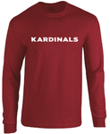 Kardinals Kingsbury Inspired Long Sleeve T-Shirt