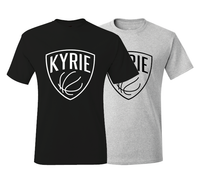 Brooklyn Nets Inspired Kyrie Irving Logo T-Shirt