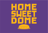 Louisiana New Orleans Superdome Home Sweet Dome T-Shirt