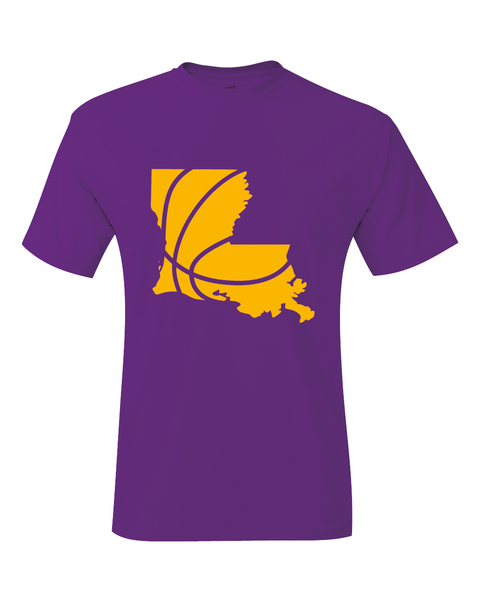 Louisiana Basketball Baton Rouge T-Shirt
