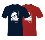 Mississippi Lane Kiffin Lane Train T-Shirt