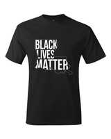 Louisiana State Black Lives Matter T-Shirt