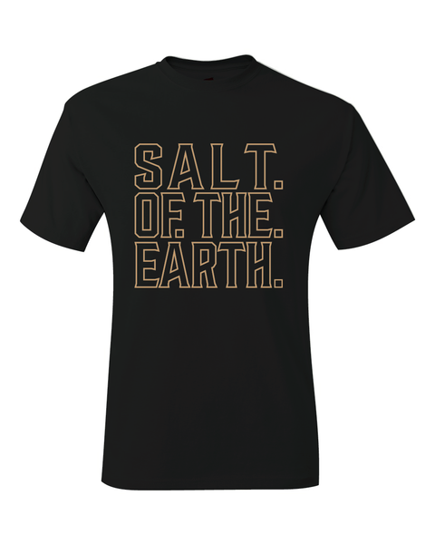 MJF Maxell Jacob Friedman Salt Of The Earth Inspired T-Shirt