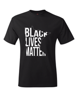 Minnesota State Black Lives Matter T-Shirt