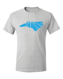 North Carolina Basketball Chapel Hill T-Shirt