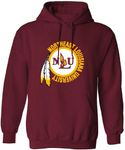 NLU Northeast Louisiana University Throwback Logo Hooded Sweatshirt Hoodie