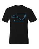 Charlotte North Carolina Where My Team Plays T-Shirt