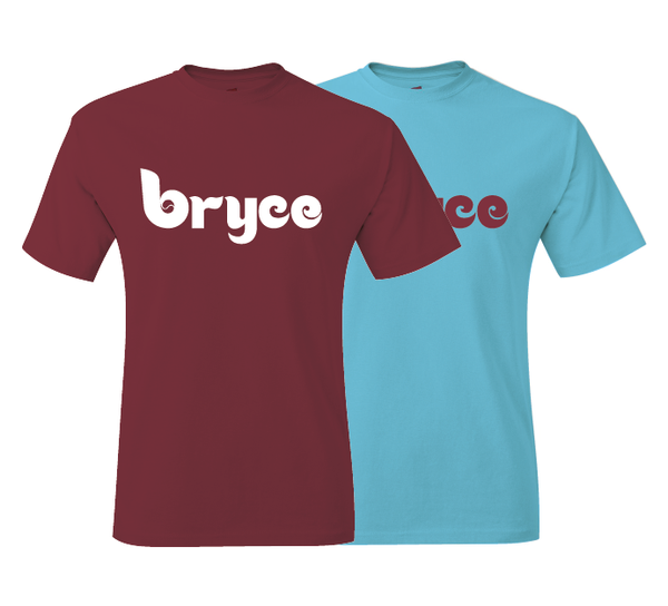 Bryce Philadelphia Throwback Inspired T-Shirt