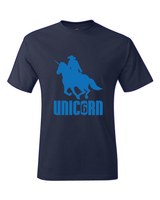 Maverick Unicorn Porzingis Dallas Trade T-Shirt