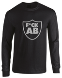 Fuck AB Antonio Brown Long Sleeve T-Shirt