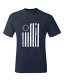 Distressed Betsy Ross Flag Fourth of July 2019 T-Shirt