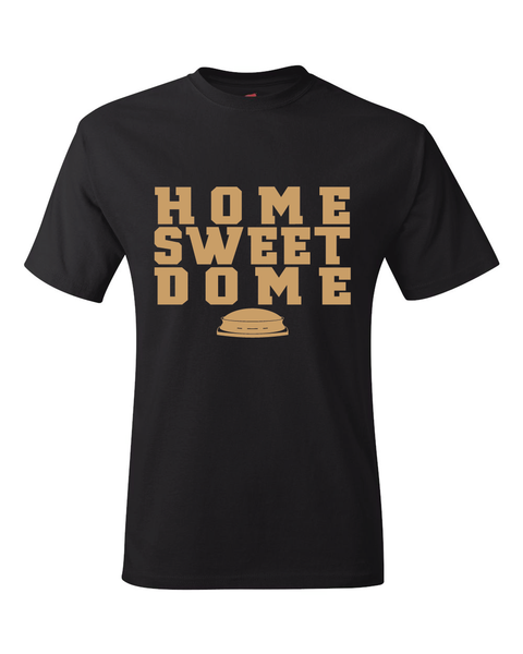 Home Sweet Dome New Orleans Superdome T-Shirt
